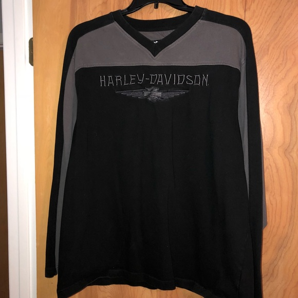 Harley Davidson Sweaters Vintage Harley Davidson Heavy Sweater